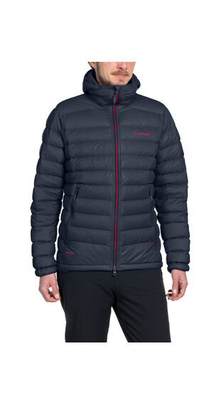 VAUDE Kabru II Hooded Jacket Men eclipse uni